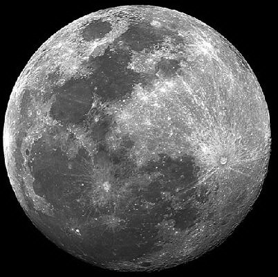 在2001年用望远镜观看